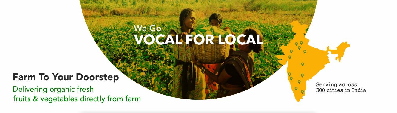 Go Vocal For Local