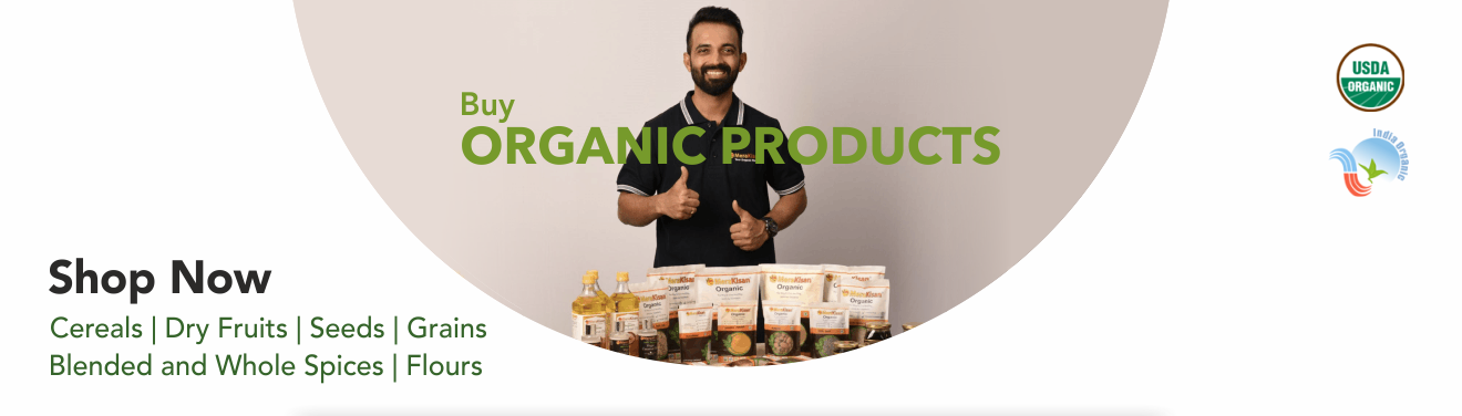 Buy Organic Products